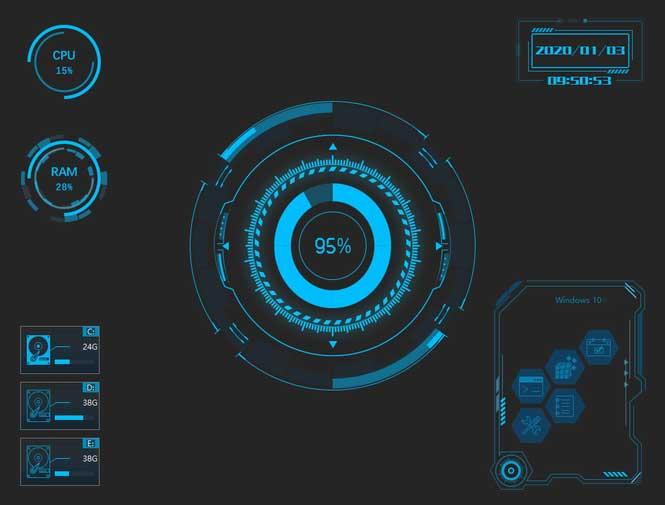 番茄花园Ghost Win10 x64位精选纯净版V2021.05 win软件下载区,预览图2